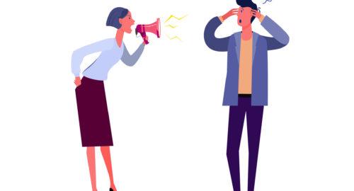 مشاجره های همسران