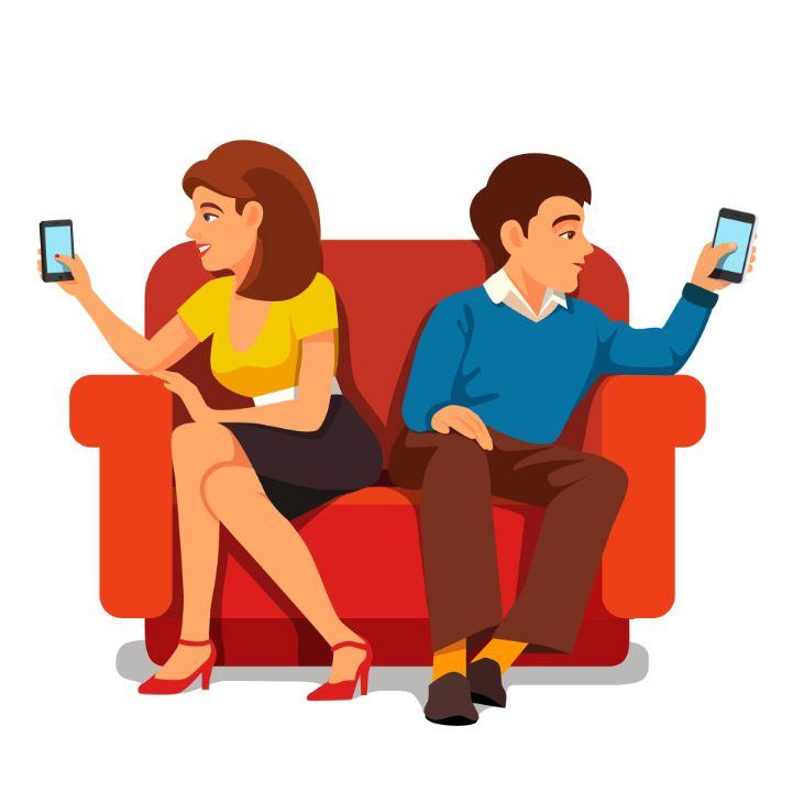 مشکلات همسران در خانه