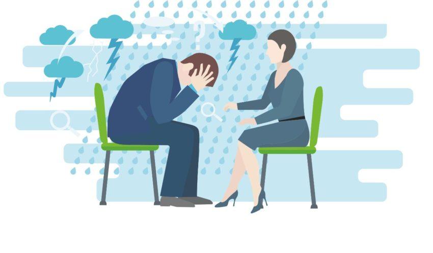 چرا مردها مشاوره را قبول ندارند؟