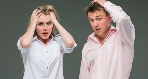 چطور یکی از همسران مریض می شود؟