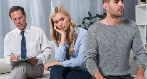 مشکلات با خانواده همسر