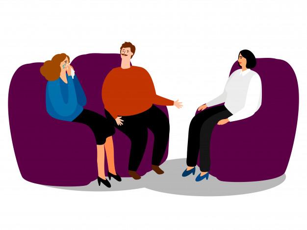 جلسه های مشاوره را پی گیری کنید!