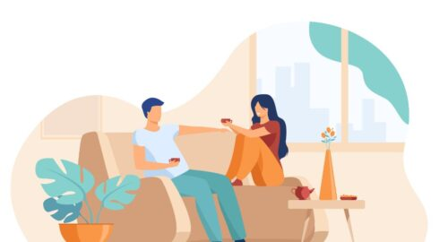 همسران چگونه با هم حرف می زنند؟