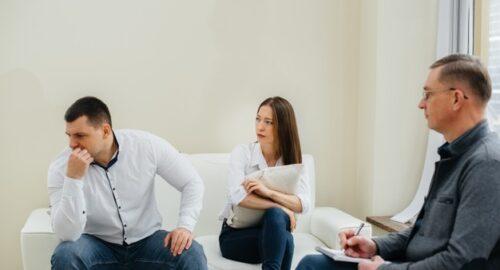 مدیریت تعارض میان همسران