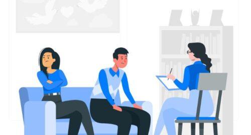 استفاده موثر جلسات زوج درمانی