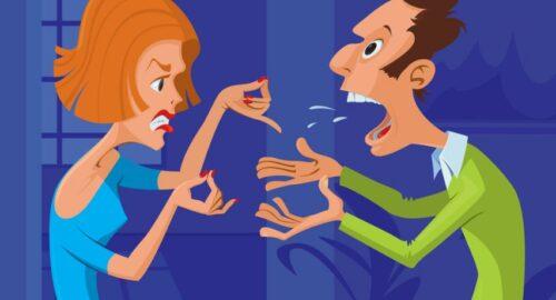همسران به یکدیگر کمک کنند